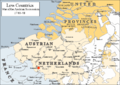 Low Countries 1740 dot Fontenoy.png