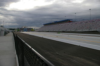 Charlotte Motor Speedway - zMAX Dragway
