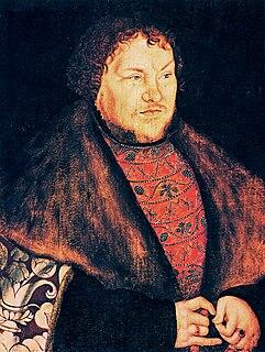 Joachim I Nestor, Elector of Brandenburg Elector of Brandenburg