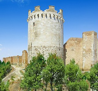Muslim settlement of Lucera Arabic medieval settlement in Apulia, Southern Italy
