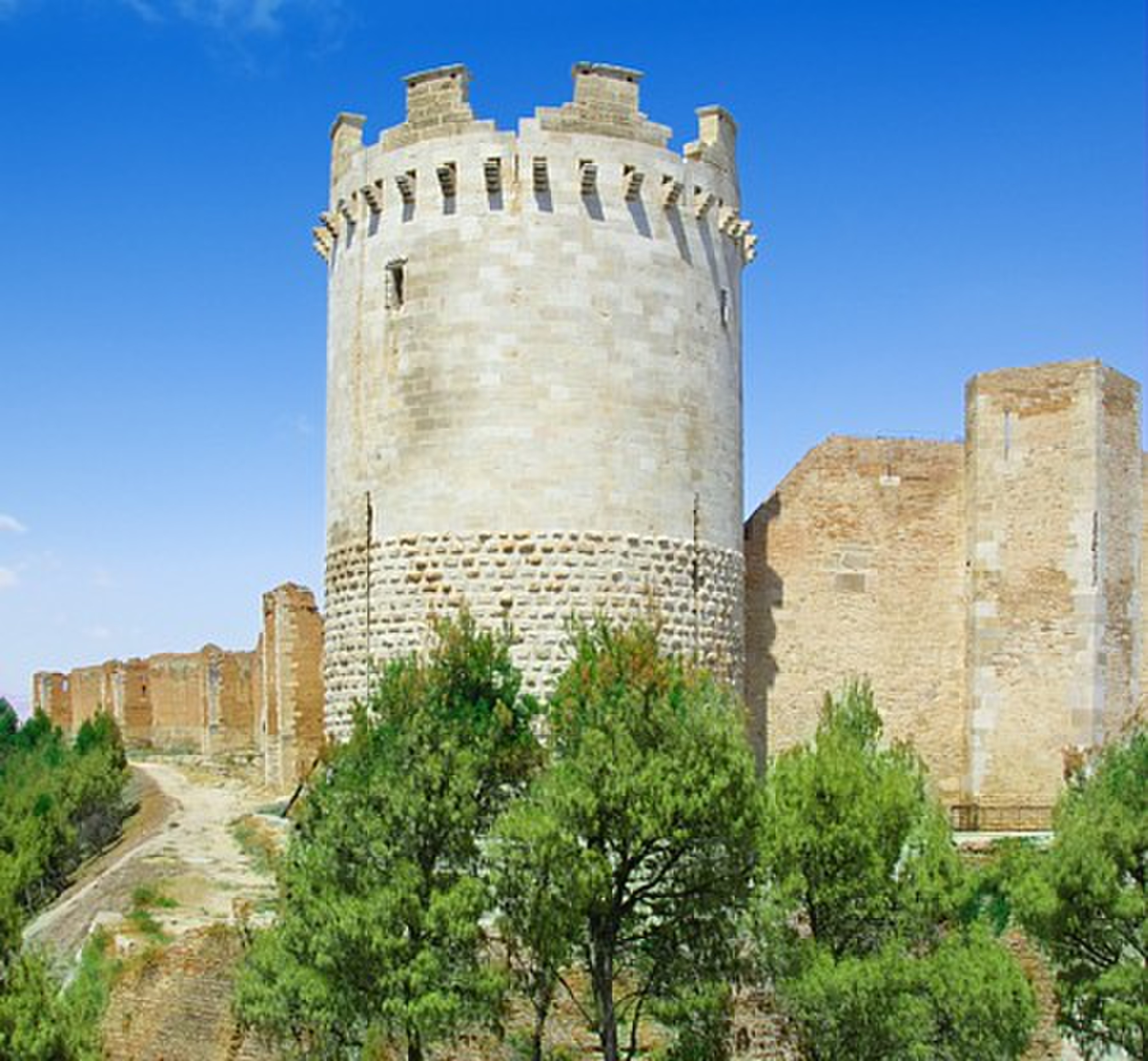 Il Castello di Lucera