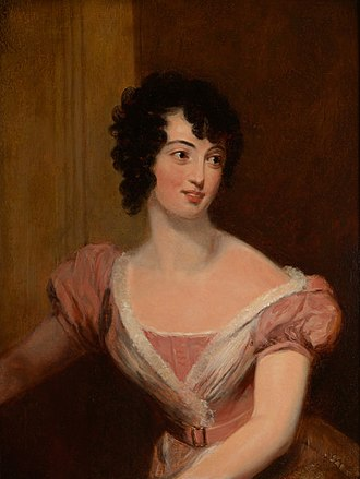 Lucia Elizabeth Vestris - by Robert William Buss