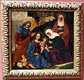 Ludovico mazzolino, sacra famiglia con sant'elisbetta, anna e san giovannino, 1509 ca.JPG