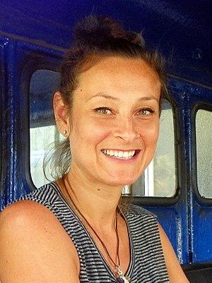 Luisa Bradshaw-White - Bradshaw-White in 2016