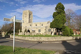 Lutton, Northamptonshire Human settlement in England