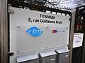 Luxembourg, Rue Guillaume Kroll - bâtiment Titanium (102).jpg