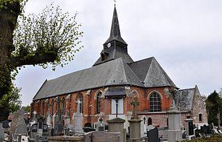 Lynde Commune in Hauts-de-France, France