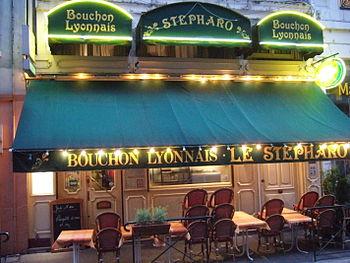 """English: A """"non-authentic"""" bouchon i..."""