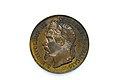 Médaille, Napoléon III commémoration de son élection, 1852 (Avers).jpg