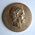 Médaille d'Augustin Grosselin 1800 - 1870 (Recto), graveur Aimé Millet, 1870.JPG