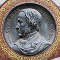 Médaillon de bronze à l'effigie de Simon Saint-Jean, Joseph Hugues Fabisch.jpg
