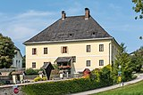 Mölbling Meiselding 1 ehem. Pfarrhof Kindergarten Süd-Ansicht 29082018 4410.jpg