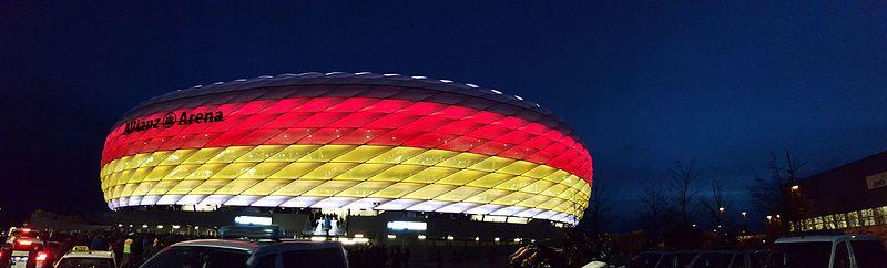 Das Sommermärchen in der Allianz Arena...