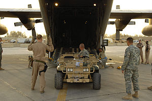 John Deere Gator - M-Gator in Iraq