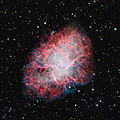 M1 Crab Nebula Supernova Remnant from the Mount Lemmon SkyCenter Schulman Telescope courtesy Adam Block.jpg