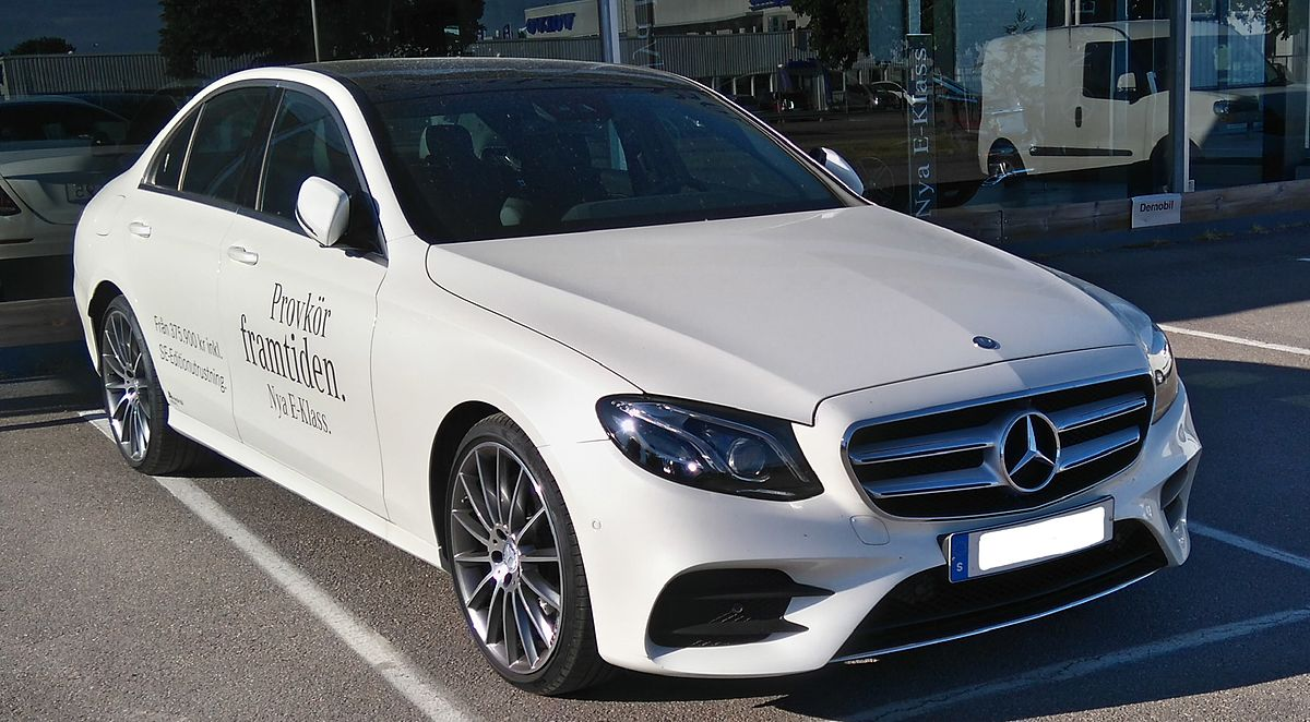 Mercedes Benz W213 Wikipedia Wolna Encyklopedia