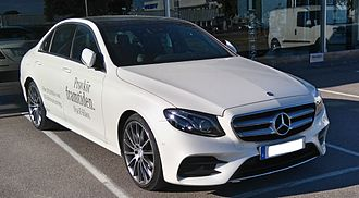 Executive car - Mercedes-Benz E-Class (W213)