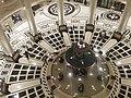 MC 澳門 Macau 路氹城 Cotai 澳門巴黎人 The Parisian Macao interior Void bird's eyes view fountain Nov 2016 SSG.jpg