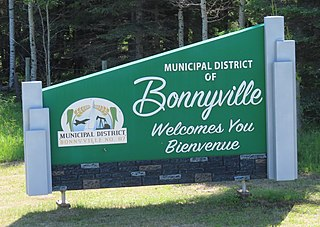 Municipal District of Bonnyville No. 87 Municipal district in Alberta, Canada