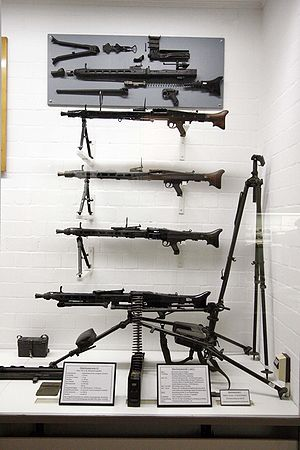 General-purpose machine gun - The MG-42 type general-purpose machine guns in both bipod and tripod configurations