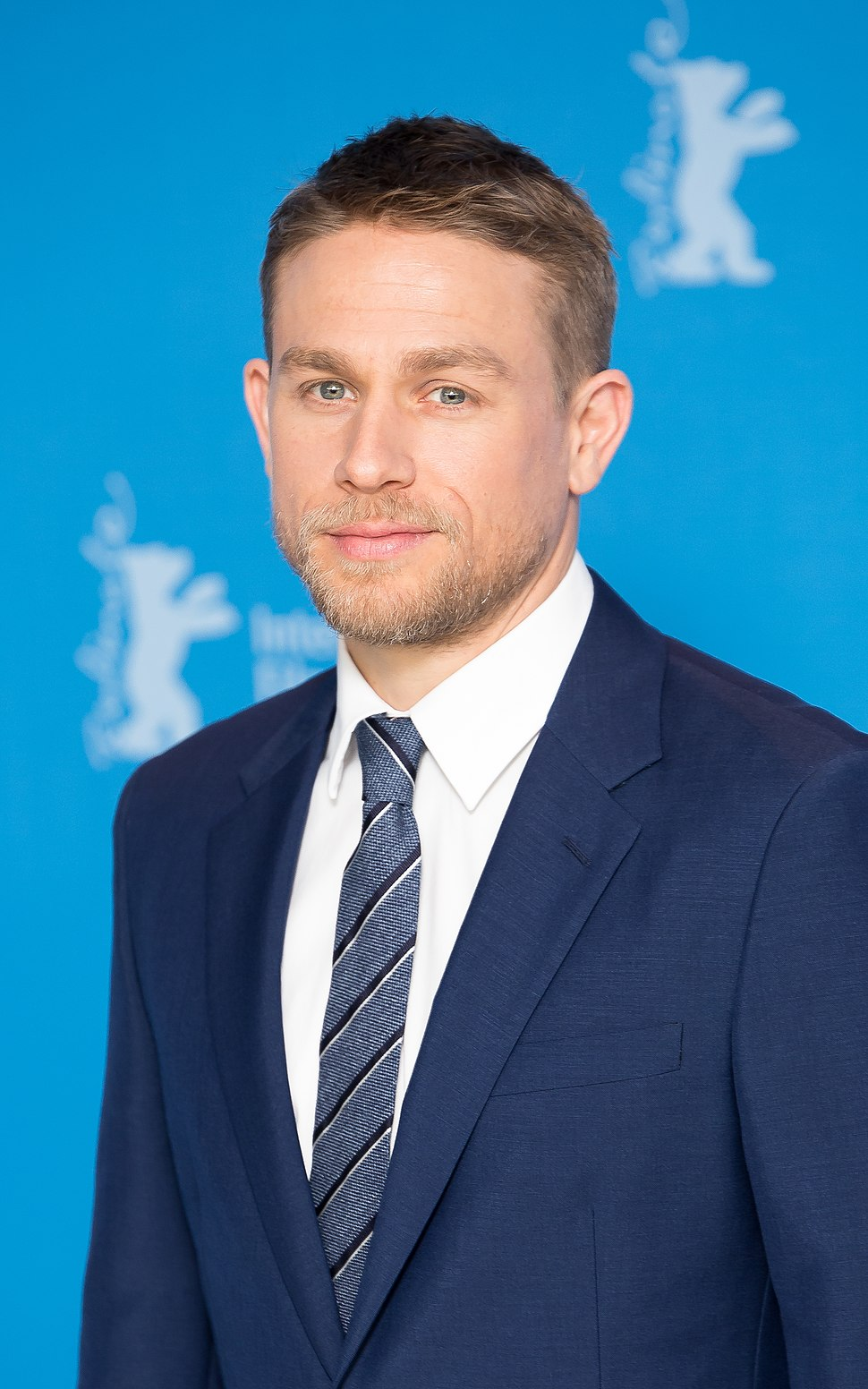MJK34322 Charlie Hunnam (The Lost City Of Z, Berlinale 2017)