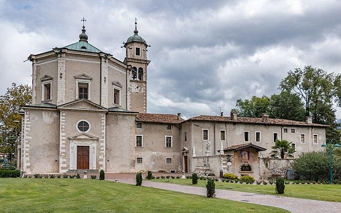 MK40877 Chiesa dell'Inviolata (Riva del Garda)