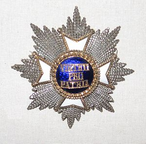 Military Order of Max Joseph - Star