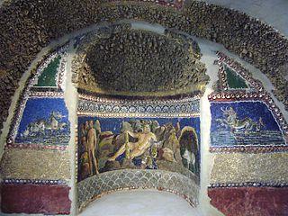 Mosaico parietale da Anzio