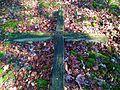 MOs810 WG 15 2016 (Pyzdry Forest II) (Anielewo, old ev. cemetery) (central cross) (3).JPG