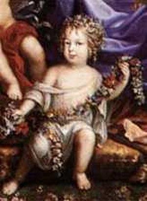 Marie Thérèse of France (1667–1672) - Image: Mała Dama