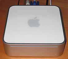 brancher Mac mini à MacBook Pro