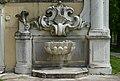 Madonna di Rezzato Baroque fountain.JPG