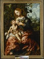 Madonna of Humility (Jan van Hemessen) - Nationalmuseum - 19200.tif