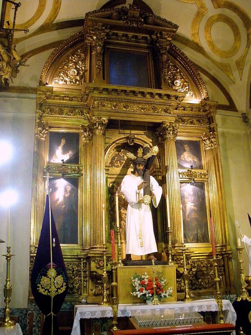 Madrid - Iglesia del Carmen y San Luis 15.jpg