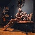 Mahsa Ghazanfari, Iranian model and fashion designer (4).jpg