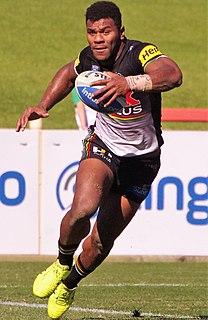 Maika Sivo Fijian rugby league footballer