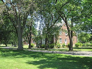Maine Township High School District 207 - The Youth Campus was once the Illinois Industrial School for Girls.