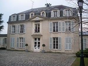 Bièvres, Essonne - Town hall
