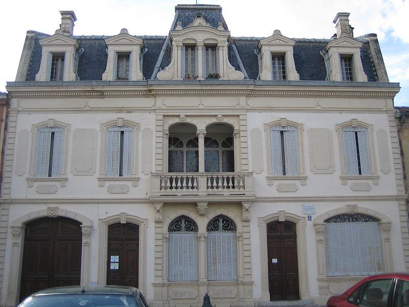 Maison Claude Augé