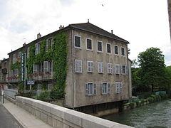 Maison de Louis Pasteur à Arbois - Wikiwand