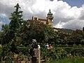 Majorque Valldemossa Chartreuse Jardin Buste Chopin - panoramio.jpg