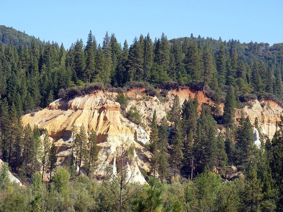 Malakoff Diggins State Historic Park - Wikipedia