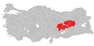 Malatya Subregion Subregion in Central East Anatolia, Turkey