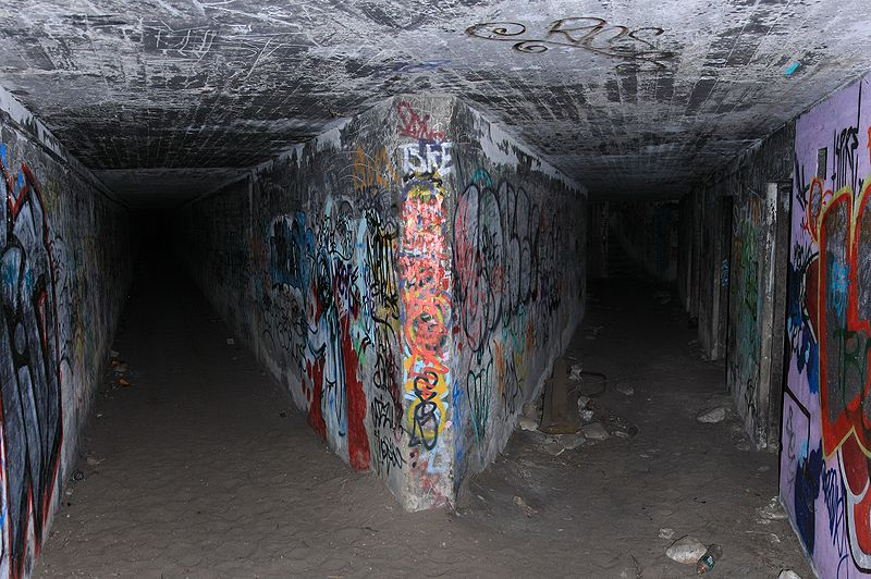 Malbar battery tunnels.jpg