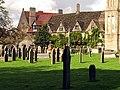 Malmesbury Abbey Graveyard - geograph.org.uk - 70030.jpg