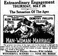 Man-Woman-Marriage (1921) - Ad 1.jpg