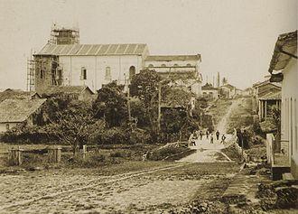 Manaus - Manaus in 1865