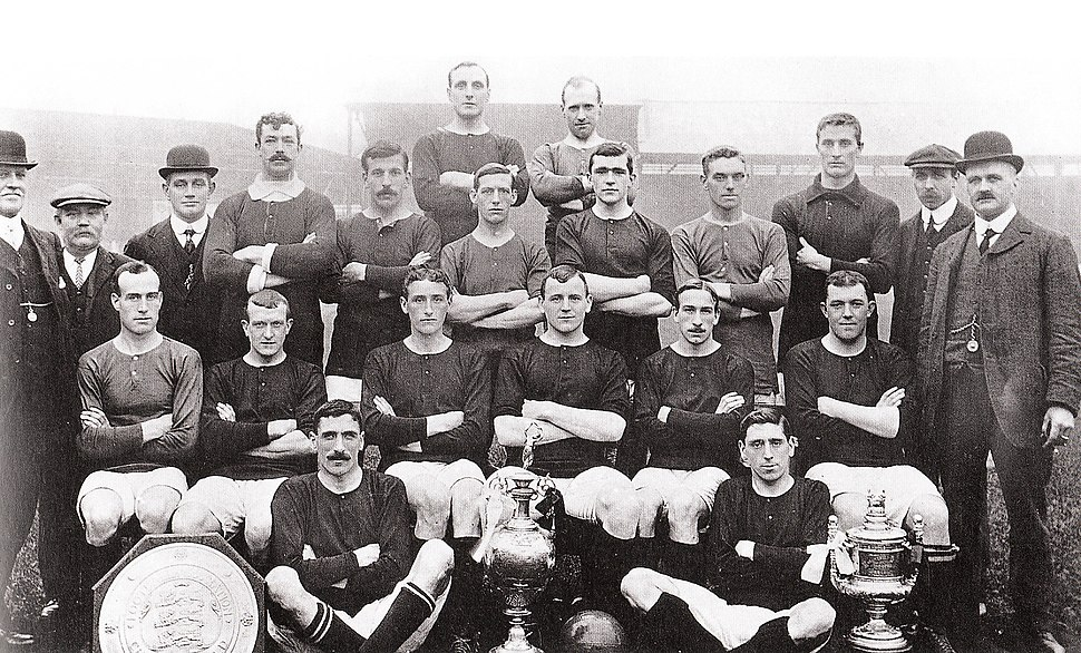 Manchester United 1908-09