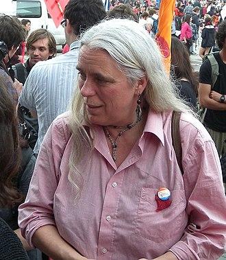 2018 Quebec general election - Image: Manon Massé Québec solidaire 2012 (cropped)