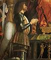 Mantegna, madonna della vittoria, dettaglio 04, francesco Gonzaga.jpg